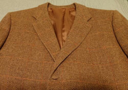H. Huntsman Bespoke Tweed Sportcoat- appoximate sz