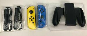 New Nintendo Switch Fortnite Wildcat Joy-Con Controller & Comfort Grip ONLY
