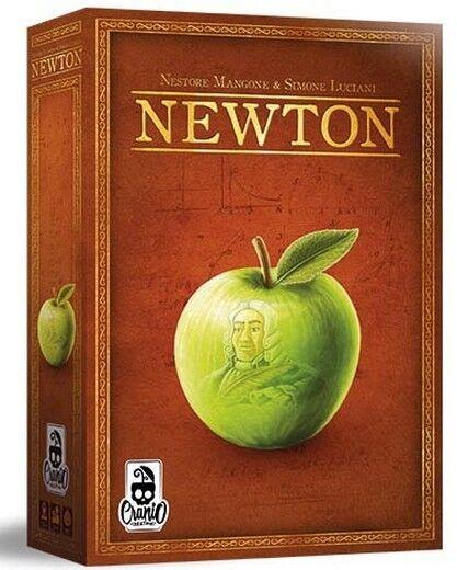 Newton, Jeu de table, Neuf by Cranio, Édition italienne