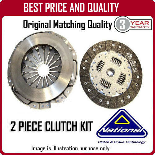 CK9426 NATIONAL 2 PIECE CLUTCH KIT FOR FORD MONDEO