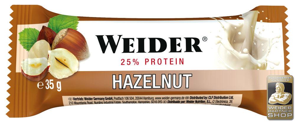 Weider Fitness Bar plus Protein Protein Protein 48 Riegel (Grundpreis: 2,40 EUR/100 g) 12a7c1
