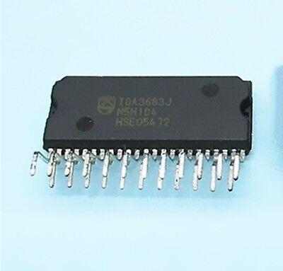 PHILIPS TDA3683J ZIP-23 Multiple voltage regulator with