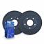 thumbnail 1 - DIMP SLOT FRONT BRAKE ROTORS+ PADS for BMW F48 X1 xDrive 20d 10/2015 On RDA8463D