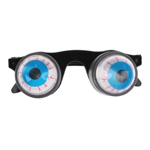 Lustiger Witz Spielzeug Augapfel fiel Brille Horror beängstigend Spielzeug füUE