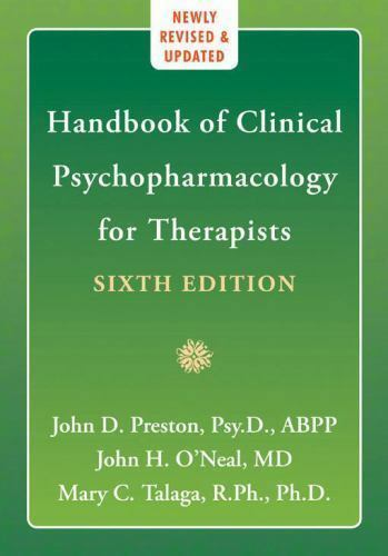 The Handbook of Clinical Psychopharmacology for Therapists ...