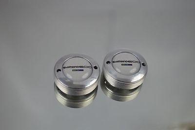 dust caps for Shimano 600 ultegra tri colour crankset fc-6400 6401 6402