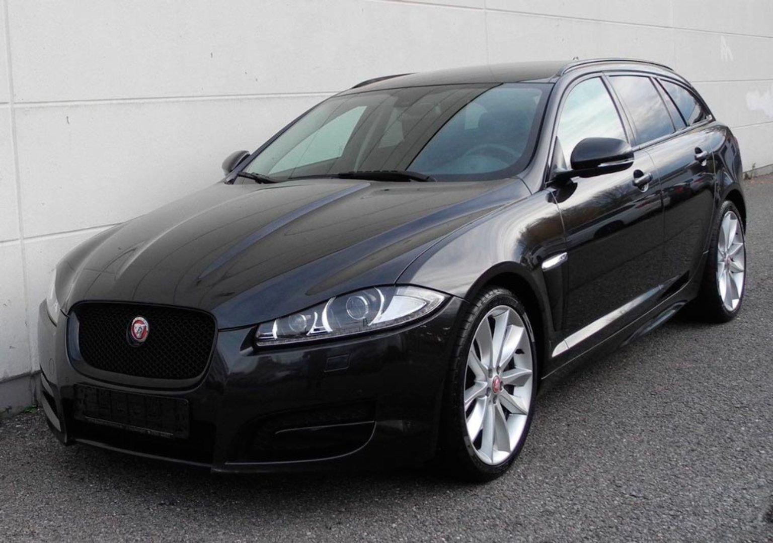Jaguar XF 3,0 D V6 S Luxury SB aut. 5d - 3.995 kr.