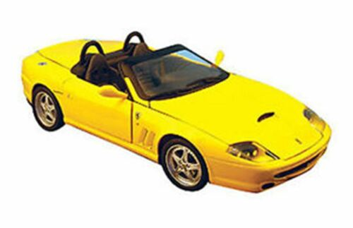 MATTEL HOT WHEELS 29756 Ferrari 550 Maranello Barchetta model road car 1:18th