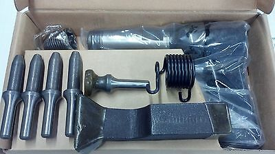 NEW Universal AN470 Cupped Rivet Sets for Air Rivet Hammer Pneumatic Rivet Gun