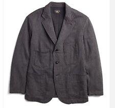 $590 RRL Ralph Lauren 1920s Wool Cotton Jaspé Sport Coat Jacket-MEN- L