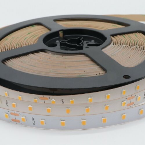 Constant current built-in IC 2835 LED strip CRI90 No drop voltage 10m//roll