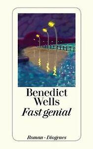 Fast-genial-von-Wells-Benedict-Buch-Zustand-gut