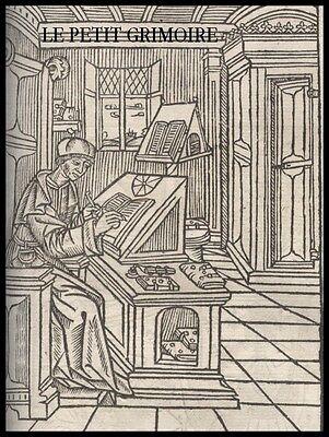 LE PETIT GRIMOIRE Livres Anciens