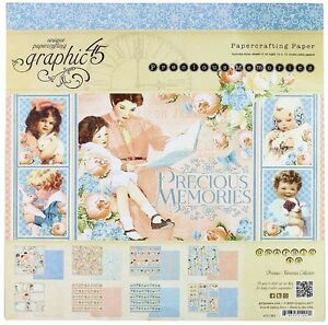 Graphic-45-Precious-Memories-Paper-Pad-NEW