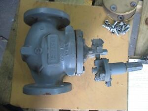 Details about FISHER 399A PILOT-OPERATED PRESSURE-REDUCING REGULATOR VALVE  #1027720J USED