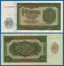 DDR 1948  50 Mark KASSENFRISCH  Ros.345 b