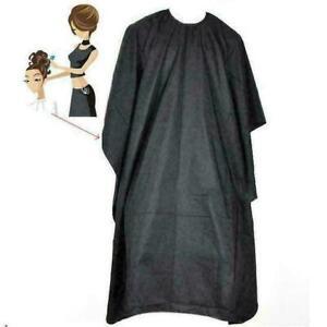Adult-Salon-Hair-Cut-Waterof-Hairdressing-Cape-Barber-Cloth-Clothes-DE-Gown-A8G1