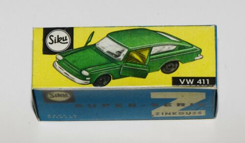 "Reprobox Siku V 300 - VW 411 ""Nasenbär"""