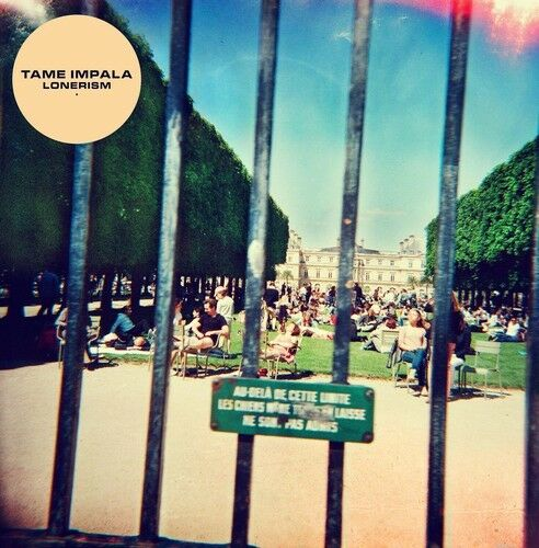 1 of 1 - Tame Impala - Lonerism [New CD]