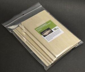DioDump-DD032-Balsa-Wood-5-sheets-diorama-building-materials