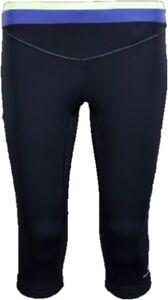Ronhill-Womens-Aspiration-Contour-Capri-Shorts-Pants-UK-10-EU-38-US-S-BNIP
