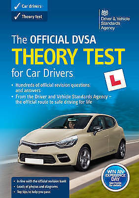 1 of 1 - The Official DVSA Theory Test for Car Drivers: 2016 by Driver and Vehicle Stand…