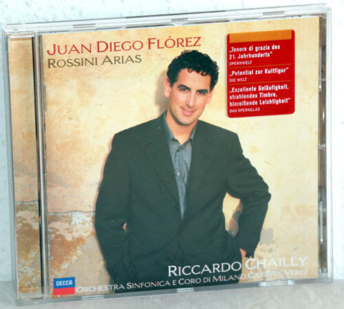 1 von 1 - CD JUAN DIEGO FLÓREZ - Rossini Arias