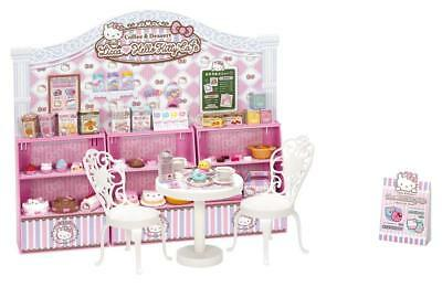 TAKARA TOMY Licca-chan Hello Kitty Sweets Cafe Set SANRIO EMS w// Tracking NEW