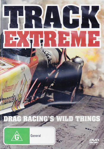 TRACK EXTREME * MAIN EVENT ENTERTAINMENT * NEW DVD