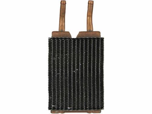 For 1992-2002 Ford E350 Econoline Club Wagon Heater Core Rear Spectra 39548PZ