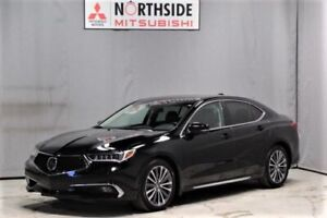 2018 Acura TLX AWD ELITE Leather,  Heated Seats,  Sunroof,  Back-up Cam,  Bluetooth,