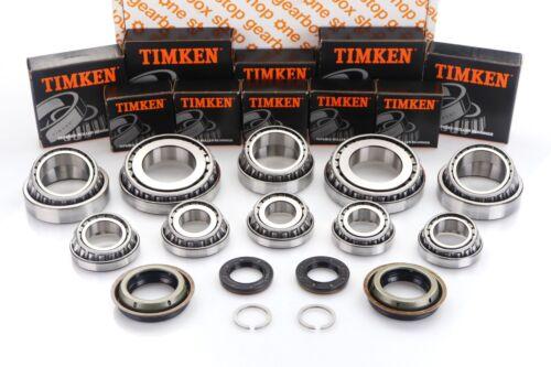 COMPLETE KIT M20 Gearbox Bearing Rebuild Repair Kit Set TIMKEN M32