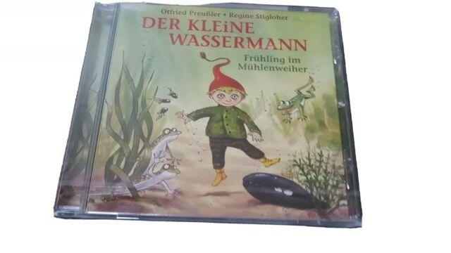 Otfried Preussler - Der kleine Wassermann - Frühling im Mühlenweiher -  neu ovp