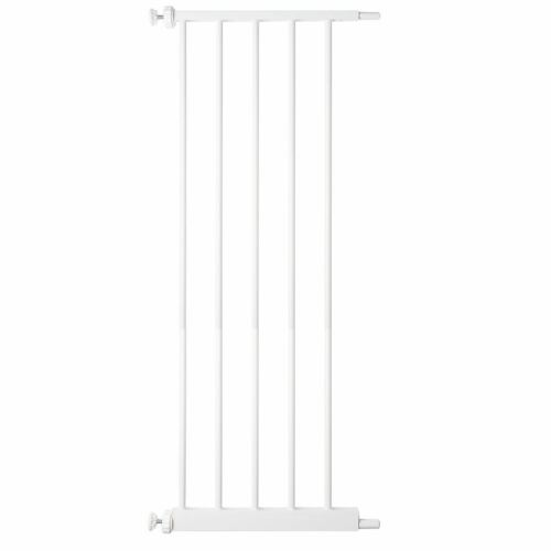 Safetots Extra Tall Safety Gate Extension 4 Sizes Tall Baby Gate Exetnsion White