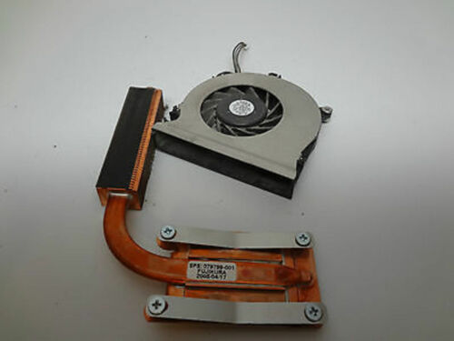 GENUINE OEM HP Compaq NC6120 NC6320 CPU Cooling Heatsink Fan 379799-001
