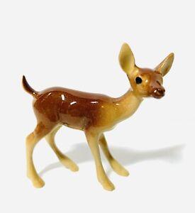Hagen Renaker Mama Deer #202 Miniature Figurine ✨🎄 Mint Condition!