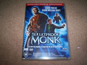 BULLETPROOF-MONK-DVD-CHOW-YUN-FAT-MARTIAL-ARTS-MOVIE-LIKE-NEW-WATCHED-ONCE