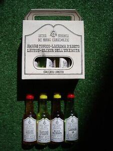 Antica Farmacia Dei Monaci Camaldolesi.Antica Farmacia Dei Monaci Camaldolesi Amaro Tonico Lacrima D Abeto Laurus Ebay