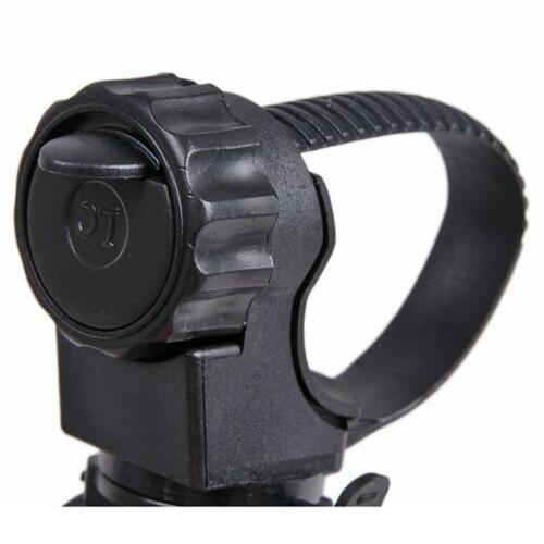 Outdoor Bike Bicycle Mount Holder for LED Flashlight Torch Clip Clamp Night D