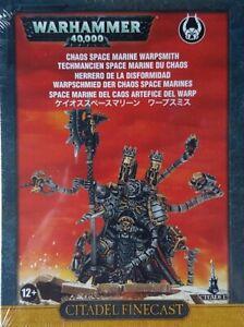Warpsmith-Chaos-Space-Marines-Warhammer-AOS-40K-NIB