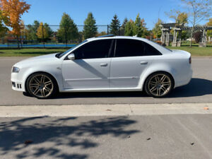 CLEAN AUDI RS4 FOR SALE!