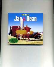 JAN & DEAN - THE BEST OF - 2 CDS - NEW!!