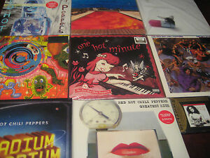RED-HOT-CHILI-PEPPERS-COLLECTION-180-Gram-UK-PRESSED-RARE-LPS-OTHER-RARE-LP-CD