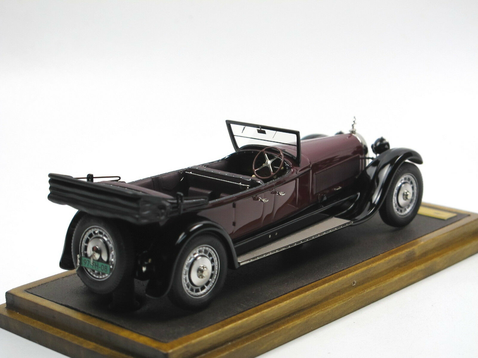 EMC EMC EMC 1927 Bugatti 41-100 Royale Phaeton Packard body version restaurée 2011 1 43 df47e1