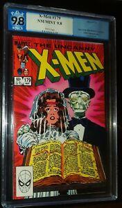 UNCANNY-X-MEN-179-1984-Marvel-Comics-PGX-9-8-NM-M