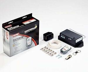 Genie Girud 1t Garage Opener Remote Amp Receiver Conversion