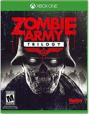 Zombie Army Trilogy (Xbox One) Brand NEW !!
