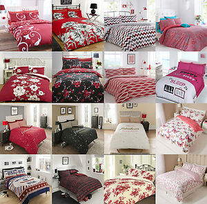Duvet-Cover-With-Pillowcases-Quilt-Cover-Bedding-Set-Single-Double-King-All-Size