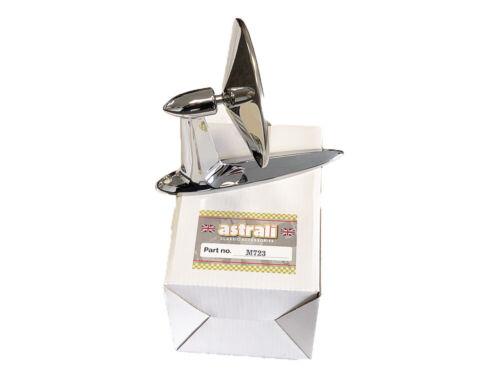 Paar Amerikanischer Stil Astrali Klassisch Langholm Tür Seitenspiegel Hot Rod / Bootsport-Artikel