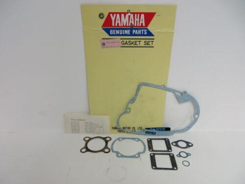NOS Genuine Yamaha Engine Gasket Kit DT125 1974 DT125A 444-00000-20-00